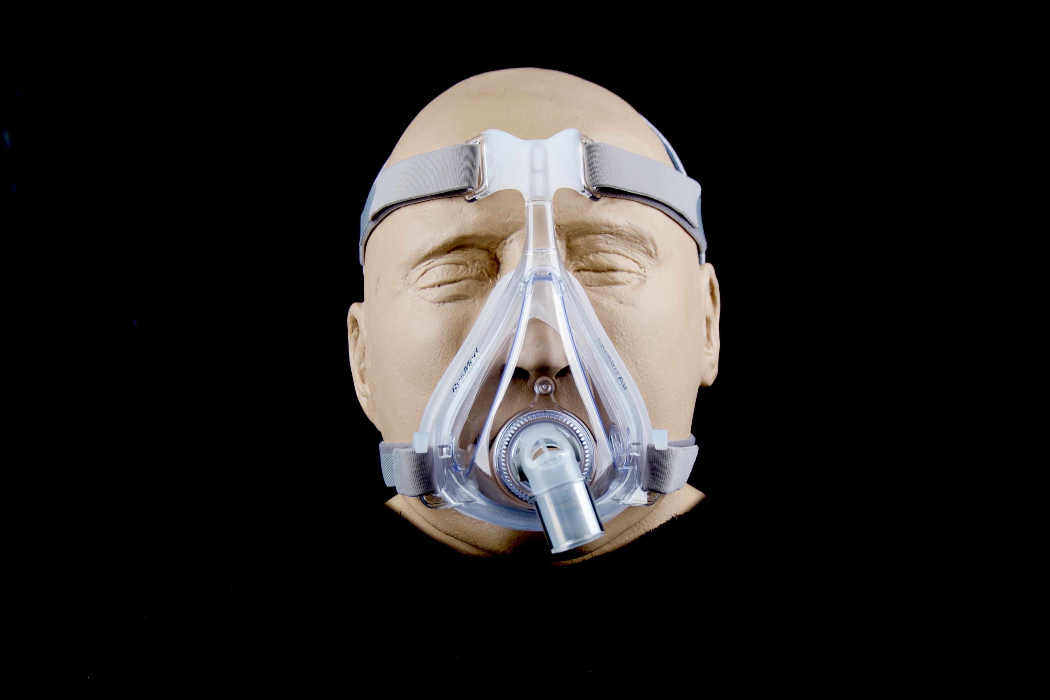 full face masker mond neUS MASKER