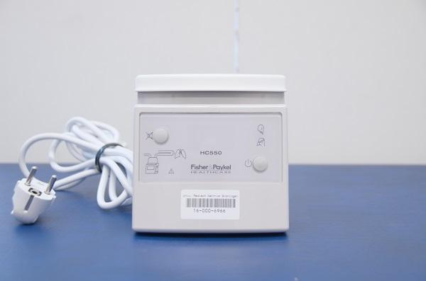 Elektrische bevochtiger HC 550 bevochtiging